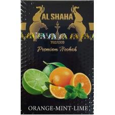 249 Al Shaha Orange Mint Lime 50гр
