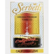 Табак Serbetli California Love (Калифорнийская Любовь), 50гр